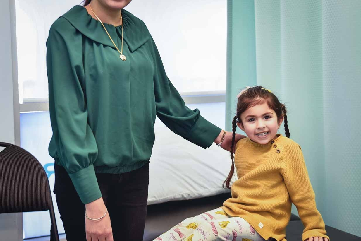 Childrens Physiotherapy Care | NE Calgary Physiotherapist | Max Physiotherapy