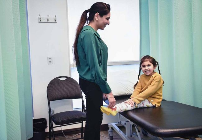 Childrens Physiotherapy Care   NE Calgary Physiotherapist   Max Physiotherapy