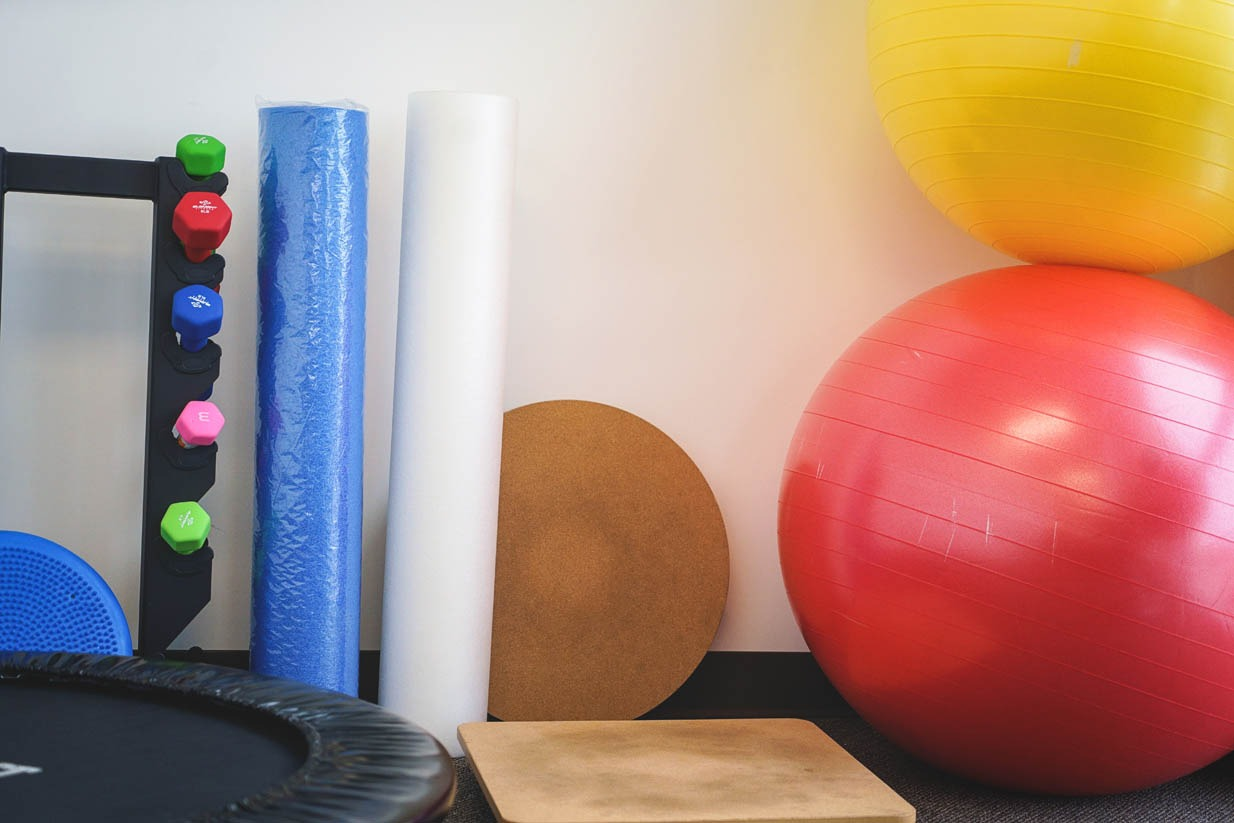 Physical Therapy Equipment | NE Calgary Physiotherapist | Max Physiotherapy